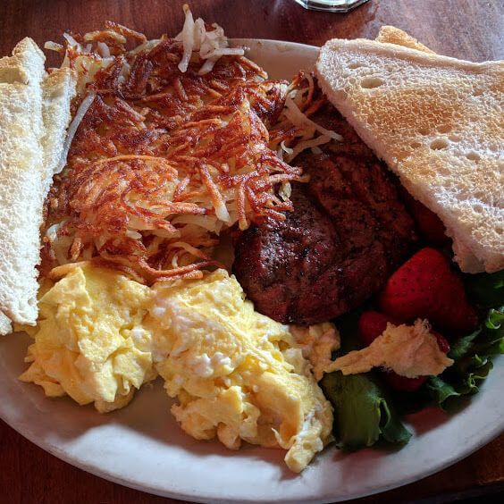 Northeast Minneapolis Whitey's Old Town Saloon Eats & Drinks • Full Brunch Menu and Happy Hour Specials